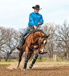 Help Your Horse Find His 'Spot' | Horse&Rider | Western Training - How-To - Advice