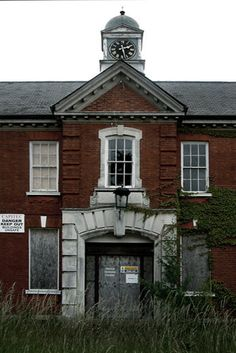 Park Prewett Mental Hospital | Abandoned Britain - Photographing Ruins