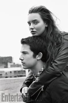 13 Reasons Why: Dylan Minnette, Katherine Langford photos • pinterest & instagram - @ninabubblygum •