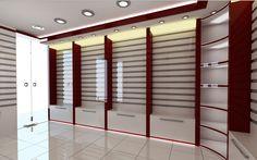 Shoe Store Design, Retail Store Design, Store Interiors, Office Interiors, Mobile Shop Design, Clinic Interior Design, Pharmacy Design, Luxury Office, Concrete Design