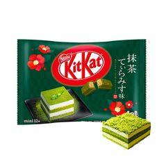 KIT-KAT-Mini-Tiramisu-Matcha-Green-Tea-Made-in-Japan