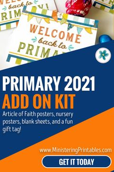 The Article of Faith posters are fun for bulletin boards or gifts. The nursery posters put that little something special into the nursery room, and the gift tag is awesome! Perfect for your kids! #Primary #Primary2021 #LatterDaySaitn #LDSprimary #Ministering #MinisteringPrintables Lds Primary, Primary Music, Latter Days, Latter Day Saints, 13 Articles Of Faith, Lds Blogs, Primary Singing Time, Visiting Teaching, Nursery Room