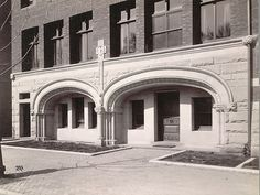Entrance, John Hay Residence - HHR - A. D. White Architectural Photographs, Cornell University Library