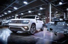 2018 Volkswagen Atlas Review