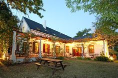 Auberge Rozendal Wine Farm, Stellenbosch, South Africa