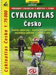 Czech Republic, Cycling Road ATLAS.