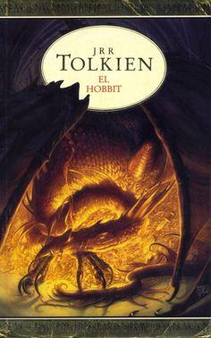 """""""El hobbit"""" de J.R.R Tolkien // Un libro magnífico, pero las películas no han sido para nada apegadas a la historia real que es única."""