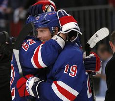 Article: Hockey hugs