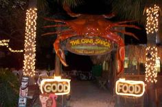 The Crab Shack Tybee Island