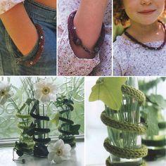 Tricoti, tricota ...quelques belles idées de tricotin