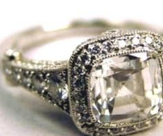 Antique Tiffany's Engagement Ring