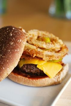 Cheyenne Burger | 28 Badass Burgers To Grill This Weekend