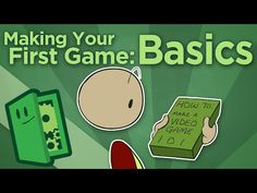 Game Design - Making Your First Game: Basics - How To Start Your Game Development - Ex. Make A Video Game, Make A Game, Games For Kids, Games To Play, Unity Game Development, Game Programming, Unity Games, Unity 3d, Gaming