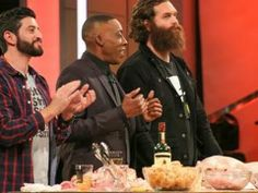 Epic Meal Time Brings The TurBaconEpic to Arsenio