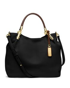 Michael Kors Large Skorpios Shoulder Bag. pretty good!!