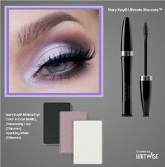 An iridescent Mary Kay makeup look! SHOP: www.marykay.com/vcarretta