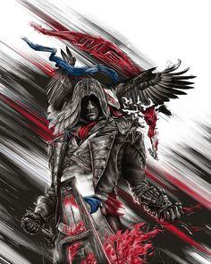 Assassin's Creed Unity - Created by Nicolas Gazut