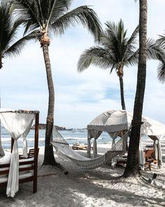 Mexico beach- Punta Mita | Luxury beach resort  Holiday travel  Beach hotel