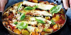 Lasagne de potimarron et courgette à la ricotta | Simply you