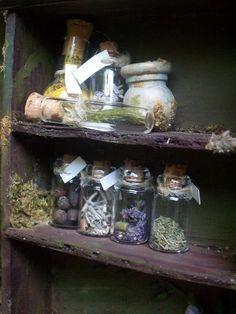 Fairy Jars of Magical Things