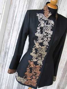 Indalia Fashion - Asian and Italian fabrics combined with Italian tailoring