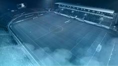 Sóstói Stadion madártávlatból