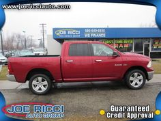 2009 Dodge Ram 1500 Detroit, MI | Used Cars Loan By Phone: 313-214-2761