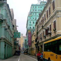 ©Serge Dos Santos - China - Macao Special Administrative Region - Historic Centre of Macao