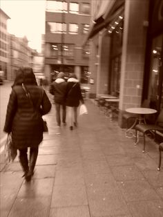 Manchester Uk, Street View
