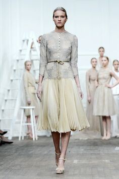 Mercedes-Benz Fashion Week: Fadi el Khoury - STUREPLAN.se