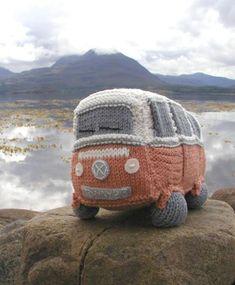 VW Campervan | Craftsy