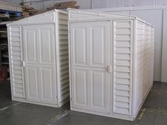 Sidemate 4 x 8 shed - Dura Mate Sheds - easy do it yourself kit sheds