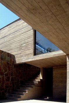En Detalle: Cortes Constructivos / Hormigón