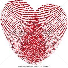Anniversary fingerprints