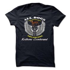 awesome This girl love her Redbone Coonhound T-shirt , Animal T-shirts