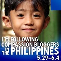 Compassion International is one fabulous ministry to children. So love their work.