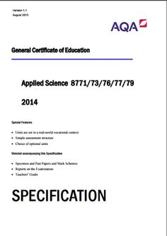 Applied or traditional science GCSE?