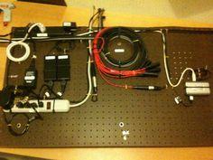 Soporte Cargador Caja Organizador de Almacenamiento Caja de administraci/ón de Cables de Alambre de Gran Capacidad para el hogar Gris Pasamer