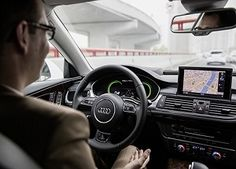 At Audi, piloted driving means safe, comfortable driving in partnership. Because of this, the company has been actively involved in the Ko HAF research initiative, which develops standards and solutions for cooperative highly-automated driving. Audi will introduce piloted driving in the next generation of the Audi A8.