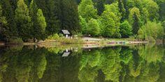 Lacul Sf. Ana, Romania