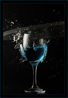glass on black final smash
