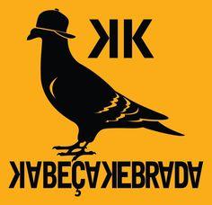 Logo; Kabeça Kebrada.