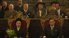 """From the opening scene from the television drama """"Killing of a Comrade"""" filmed by Michal Krejci, Cameraman in Prague.  After the communist coup d'état in Czechoslovakia in 1948, the self elected president Gottwald celebrated his victory with a Te Deum mass in St.Vitus Cathedral in Prague.  http://taylor-film.com/killing-comrade/  #klement Gottwald #mass #movie #cameraman prague #prague cinematographer  #tv drama"""