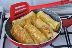 Naleśniki z porem i pieczarkami - Danka Pichci Dance, Chicken, Meat, Cooking, Food, Dancing, Kitchen, Essen, Meals