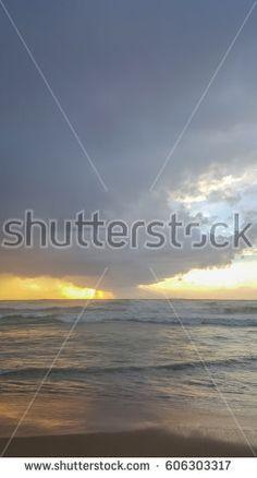 Ramlet el Baida (White Sands) Beach, Beirut- Lebanon