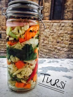 Home Canning, Preserving Food, Canning Recipes, Kimchi, Preserves, Pickles, A Table, Cucumber, Paleo