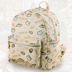 [Neko Atsume] Kawaii Neko Cat Backpack SP165082