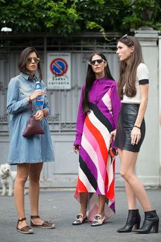Chiara Totire, Gilda Ambrosio & Diletta Bonaiuti