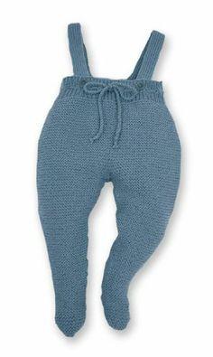 Pantalon Gris silex : Laine › Pantalon / salopette › Layette / Enfants › Laines Bouton d'Or