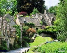 I'd like to go on a walking tour of the Cotswolds - it would probably take months because I'd be stopping every few steps to take a photo